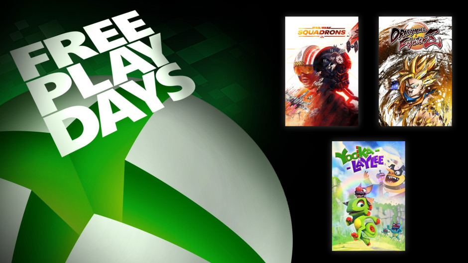 Free Play Days - January 14
